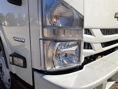2019 LCF 4500 Regular Cab 4x2, Womack Truck Body Dovetail Landscape #FK9199 - photo 9