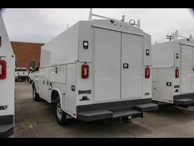 2021 Chevrolet Express 3500 4x2, Knapheide Service Utility Van #FK9207 - photo 1