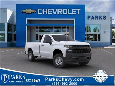 2020 Chevrolet Silverado 1500 Regular Cab 4x4, Pickup #FK9275 - photo 1