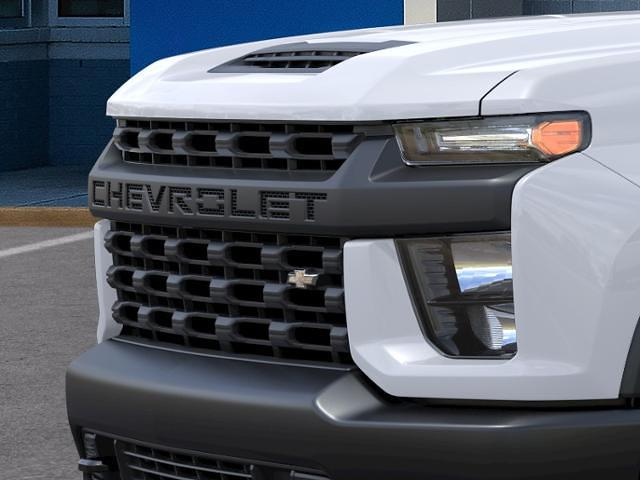 2021 Chevrolet Silverado 2500 Crew Cab 4x4, Pickup #FK9282 - photo 11