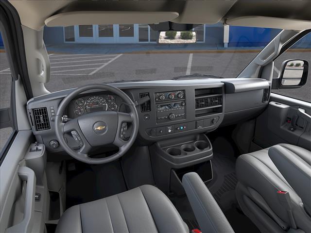 2021 Chevrolet Express 2500 4x2, Empty Cargo Van #FK9355 - photo 12