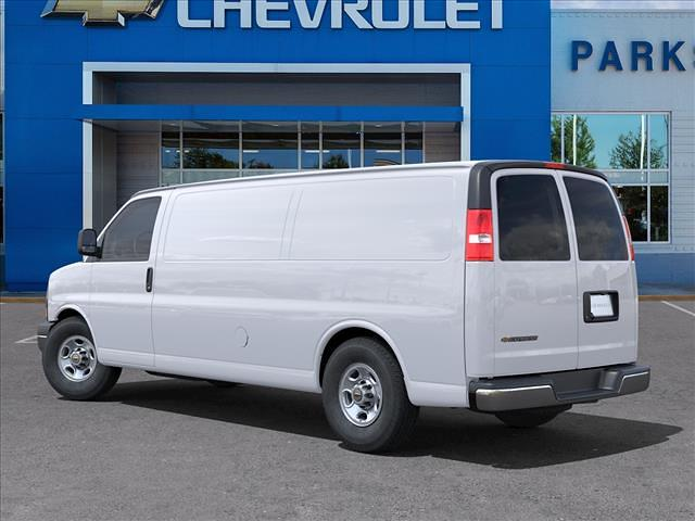 2021 Chevrolet Express 2500 4x2, Empty Cargo Van #FK9355 - photo 4