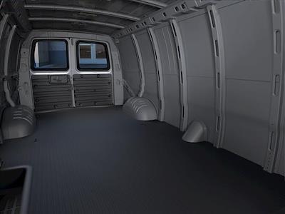 2021 Chevrolet Express 2500 4x2, Empty Cargo Van #FK9355 - photo 14