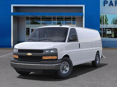2021 Chevrolet Express 2500 4x2, Empty Cargo Van #FK9355 - photo 6