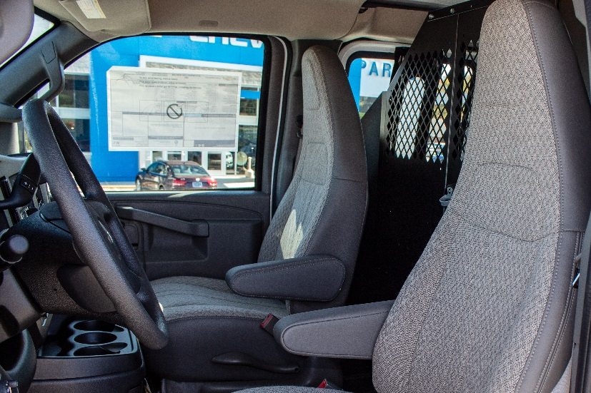 2018 Express 2500 4x2,  Masterack Upfitted Cargo Van #FK9425 - photo 15