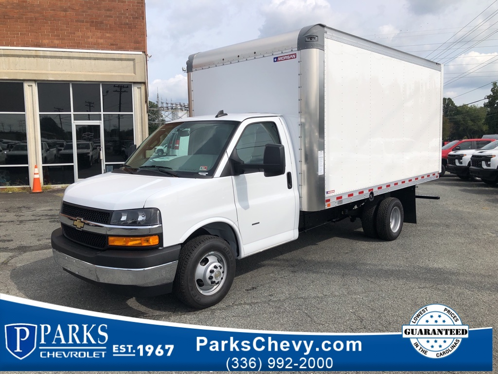 2020 Chevrolet Express 3500 4x2, Morgan Cutaway Van #FK9468X - photo 1