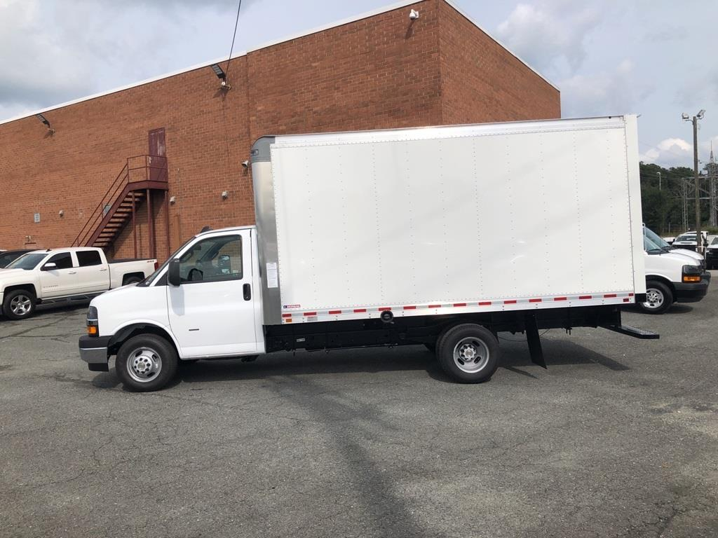 2020 Chevrolet Express 3500 4x2, Cutaway #FK9468X - photo 1