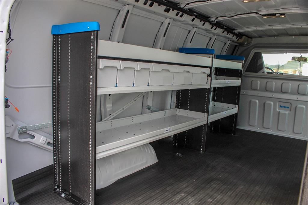 2019 Express 3500 4x2,  Sortimo Upfitted Cargo Van #FK9511 - photo 6