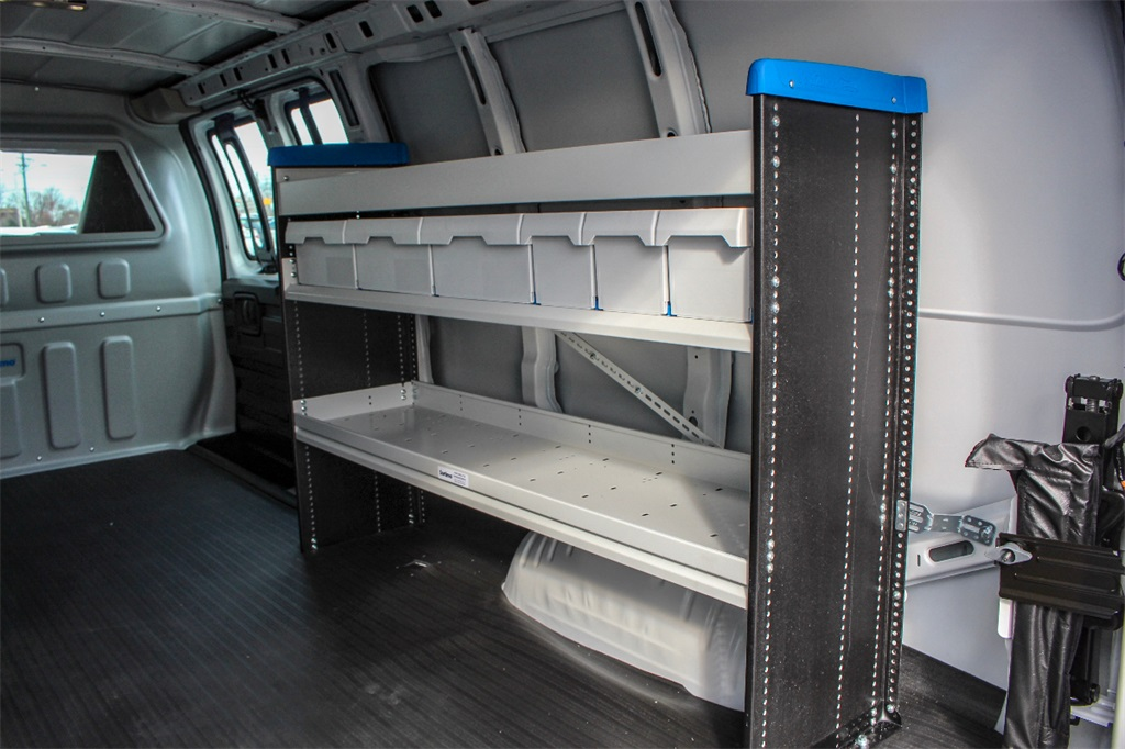 2019 Express 3500 4x2,  Sortimo Upfitted Cargo Van #FK9511 - photo 1