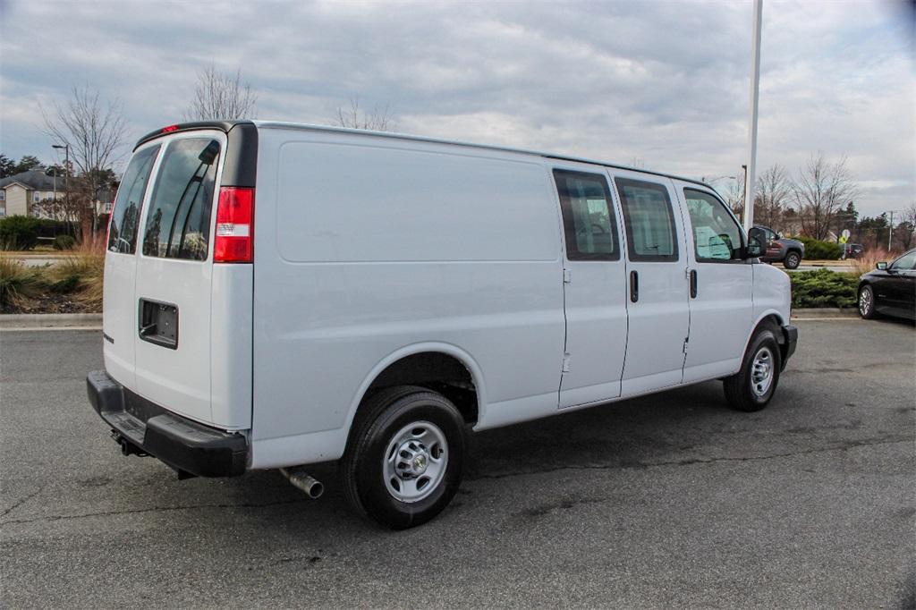 2019 Express 3500 4x2,  Sortimo Upfitted Cargo Van #FK9511 - photo 7
