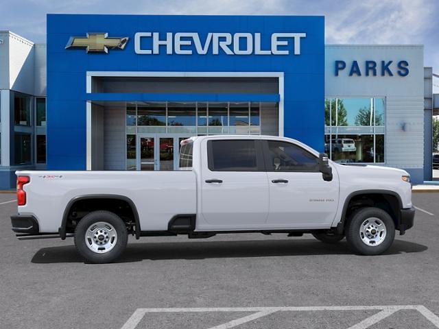 2021 Chevrolet Silverado 2500 Crew Cab 4x4, Pickup #FK9550 - photo 5