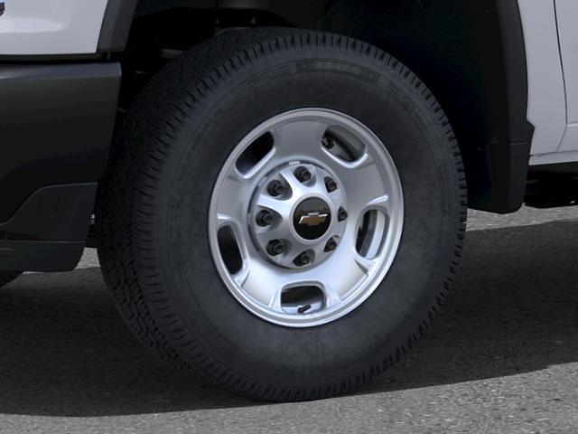 2021 Chevrolet Silverado 2500 Crew Cab 4x4, Pickup #FK9550 - photo 7