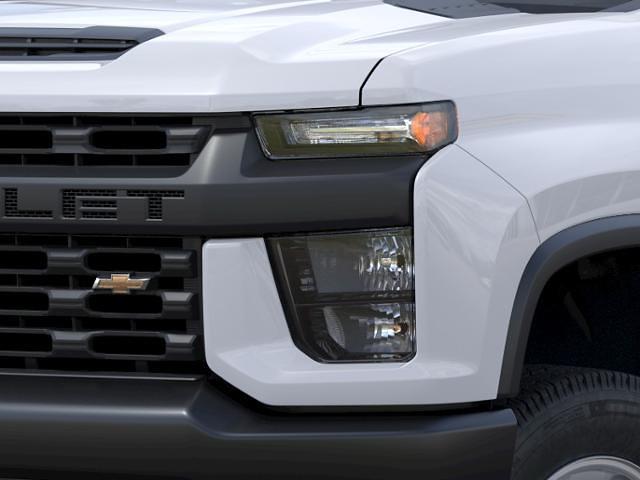 2021 Chevrolet Silverado 2500 Crew Cab 4x4, Pickup #FK9550 - photo 8