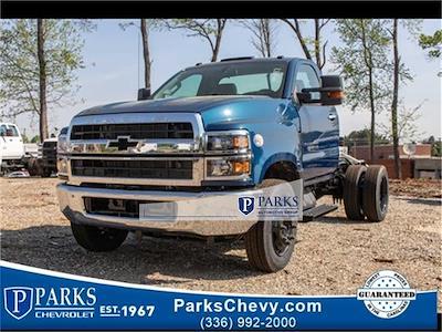 2020 Chevrolet Silverado 4500 Regular Cab DRW 4x2, Cab Chassis #FK9597 - photo 1