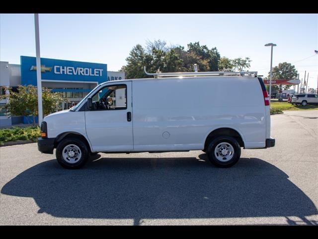 2015 Chevrolet Express 2500 4x2, Upfitted Cargo Van #FK9598A - photo 5