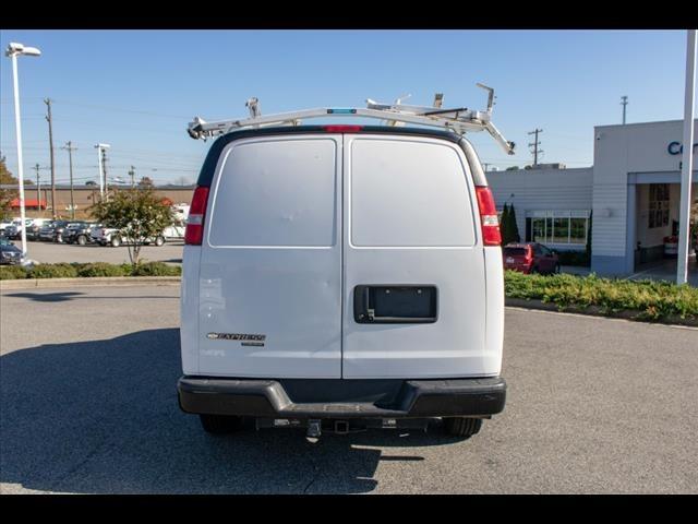 2015 Chevrolet Express 2500 4x2, Upfitted Cargo Van #FK9598A - photo 8