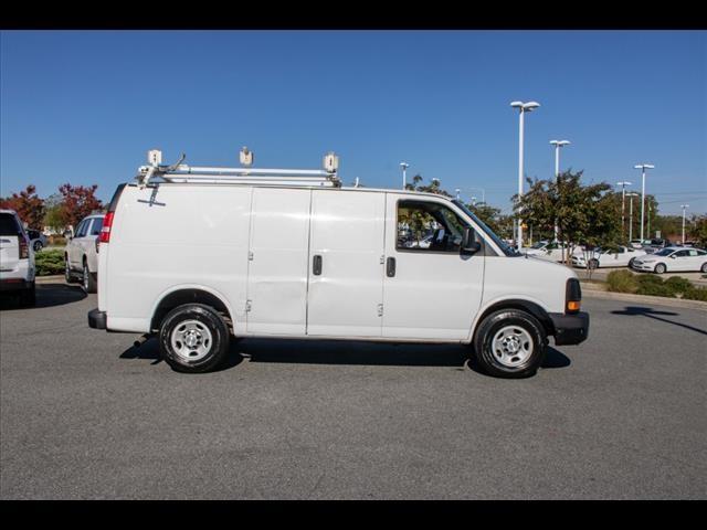 2015 Chevrolet Express 2500 4x2, Upfitted Cargo Van #FK9598A - photo 11