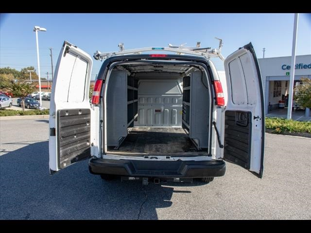 2015 Chevrolet Express 2500 4x2, Upfitted Cargo Van #FK9598A - photo 1