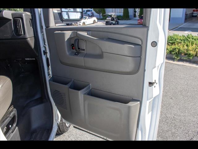 2015 Chevrolet Express 2500 4x2, Upfitted Cargo Van #FK9598A - photo 31