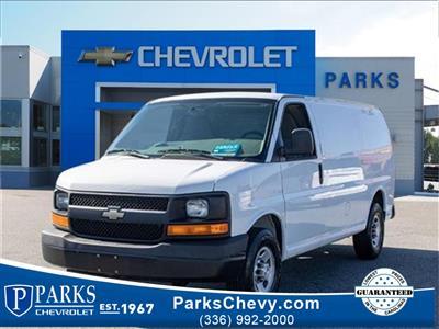 2015 Chevrolet Express 2500 4x2, Upfitted Cargo Van #FK9598A - photo 1