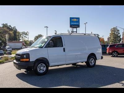 2015 Chevrolet Express 2500 4x2, Upfitted Cargo Van #FK9598A - photo 4