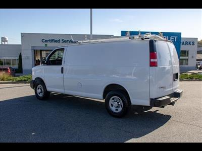 2015 Chevrolet Express 2500 4x2, Upfitted Cargo Van #FK9598A - photo 6