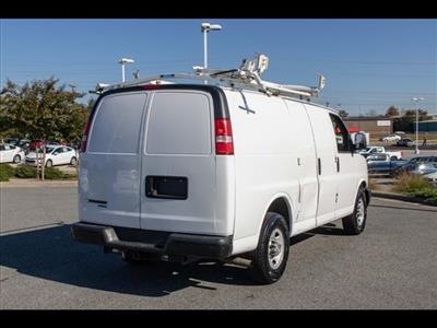 2015 Chevrolet Express 2500 4x2, Upfitted Cargo Van #FK9598A - photo 9