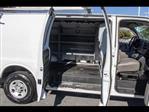 2015 Chevrolet Express 2500 4x2, Upfitted Cargo Van #FK9598A - photo 26