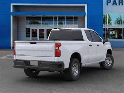 2020 Chevrolet Silverado 1500 Double Cab 4x2, Pickup #FK9625 - photo 2