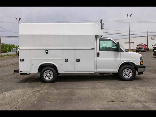 2021 Chevrolet Express 3500 4x2, Knapheide KUV Service Utility Van #FK9635 - photo 5