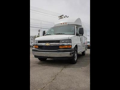 2021 Chevrolet Express 3500 4x2, Knapheide KUV Service Utility Van #FK9635 - photo 4