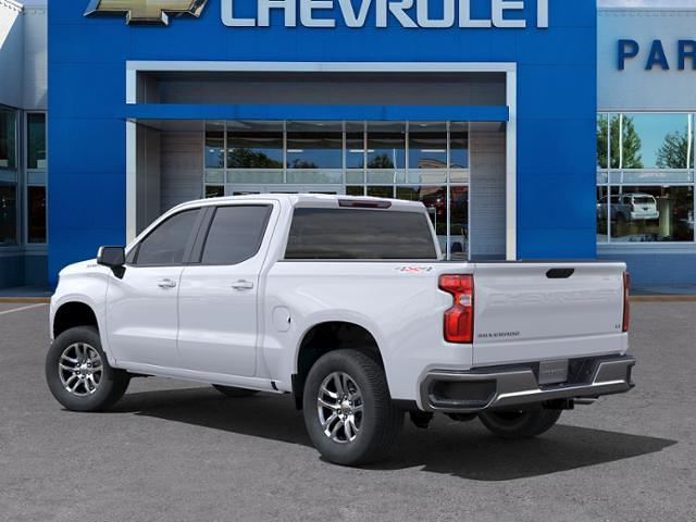 2021 Chevrolet Silverado 1500 4x4, Pickup #FK9667 - photo 4