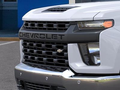 2021 Chevrolet Silverado 2500 Double Cab 4x4, Pickup #FK9697 - photo 11