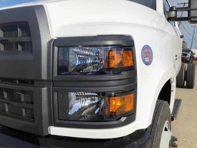 2020 Chevrolet Silverado 5500 Regular Cab DRW 4x2, Cab Chassis #FK9841X - photo 9