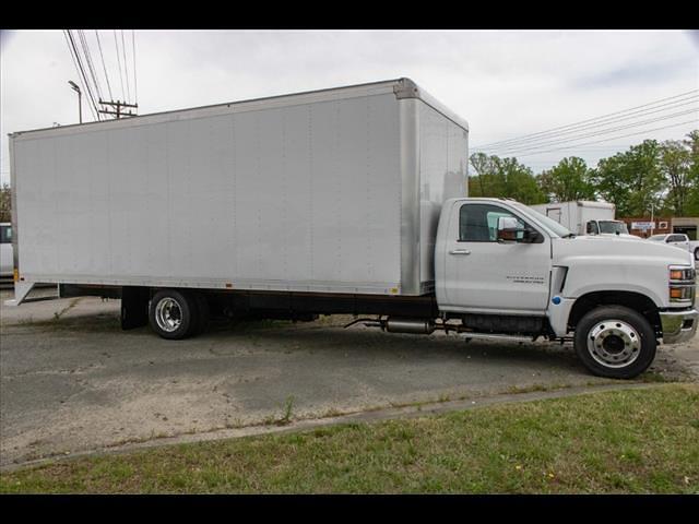 2020 Chevrolet Silverado 5500 Regular Cab DRW 4x2, Mickey Truck Bodies Dry Freight #FK9842X - photo 5