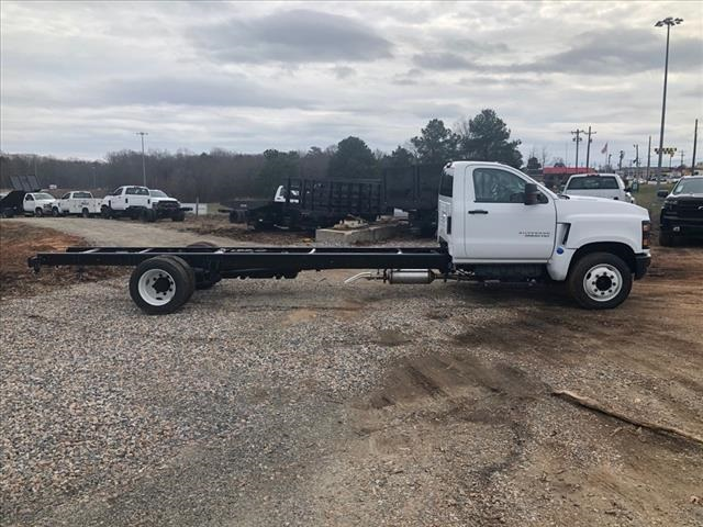 2020 Chevrolet Silverado 5500 Regular Cab DRW 4x2, Cab Chassis #FK9858 - photo 5