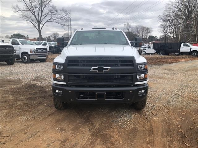 2020 Chevrolet Silverado 5500 Regular Cab DRW 4x2, Cab Chassis #FK9858 - photo 8