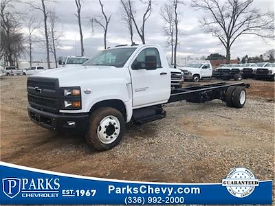 2020 Chevrolet Silverado 5500 Regular Cab DRW 4x2, Cab Chassis #FK9858 - photo 1