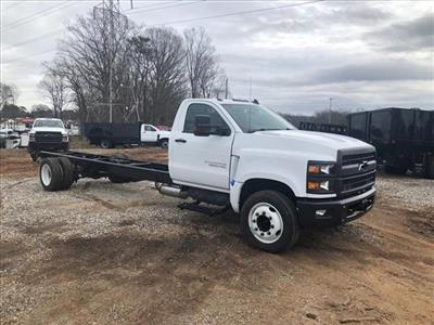 2020 Chevrolet Silverado 5500 Regular Cab DRW 4x2, Cab Chassis #FK9858 - photo 6