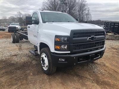 2020 Chevrolet Silverado 5500 Regular Cab DRW 4x2, Cab Chassis #FK9858 - photo 7