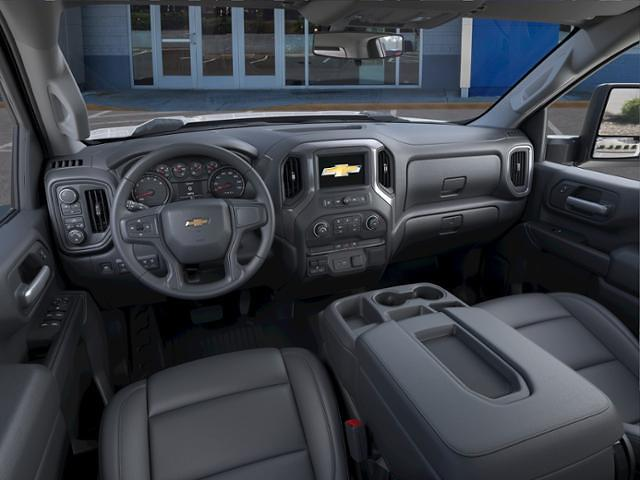 2021 Chevrolet Silverado 2500 Double Cab 4x4, Pickup #FK9871 - photo 12