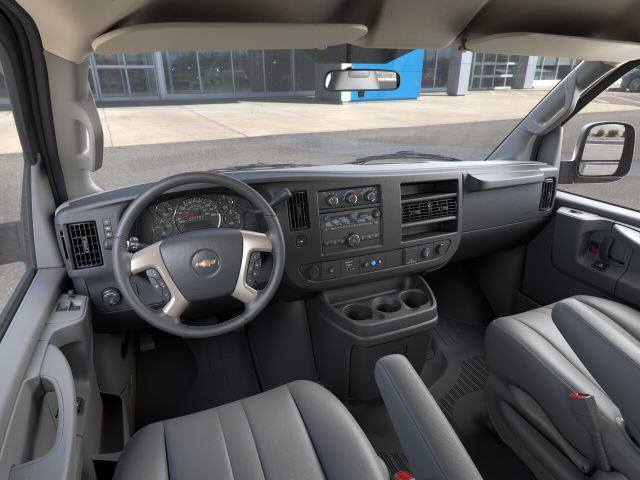 2019 Chevrolet Express 3500 4x2, Sortimo Shelf Staxx Upfitted Cargo Van #FK98795 - photo 10