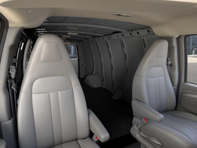 2019 Chevrolet Express 3500 4x2, Sortimo Shelf Staxx Upfitted Cargo Van #FK98795 - photo 11