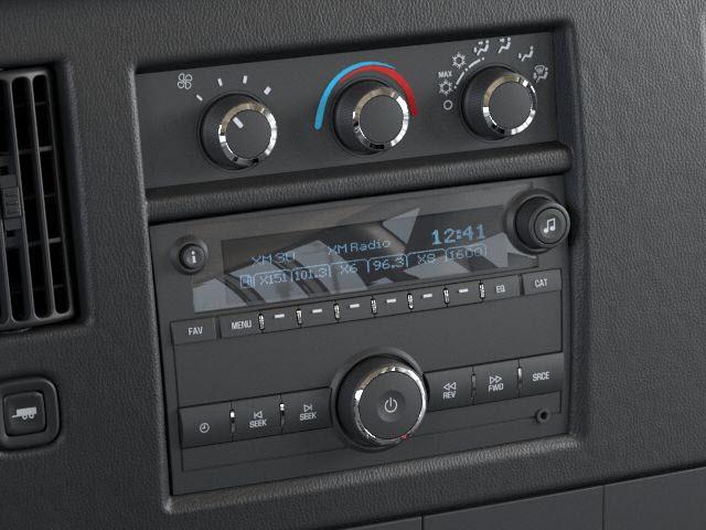 2019 Chevrolet Express 3500 4x2, Sortimo Shelf Staxx Upfitted Cargo Van #FK98795 - photo 14