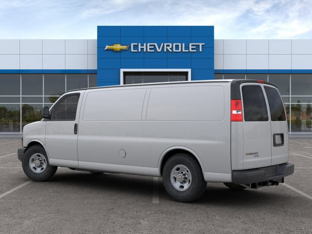 2019 Chevrolet Express 3500 4x2, Sortimo Shelf Staxx Upfitted Cargo Van #FK98795 - photo 5