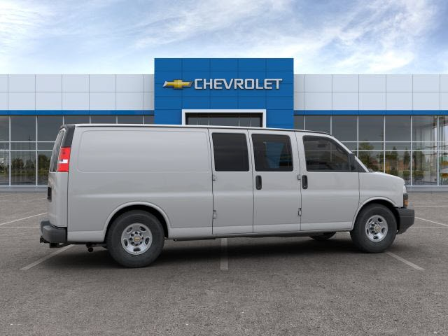 2019 Chevrolet Express 3500 4x2, Sortimo Shelf Staxx Upfitted Cargo Van #FK98795 - photo 6