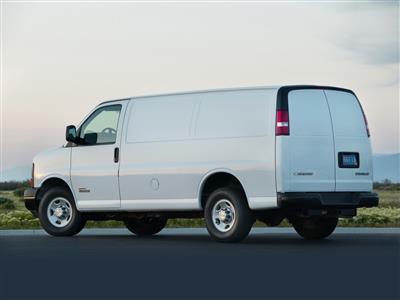 2019 Chevrolet Express 3500 4x2, Sortimo Shelf Staxx Upfitted Cargo Van #FK98795 - photo 30