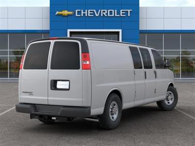 2019 Chevrolet Express 3500 4x2, Sortimo Shelf Staxx Upfitted Cargo Van #FK98795 - photo 2