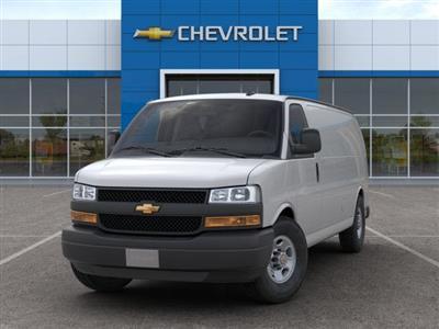 2019 Chevrolet Express 3500 4x2, Sortimo Shelf Staxx Upfitted Cargo Van #FK98795 - photo 3