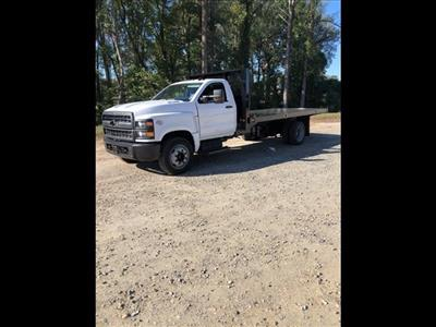 2019 Silverado 5500 Regular Cab DRW 4x2,  Knapheide Value-Master X Platform Body #FK98822 - photo 3